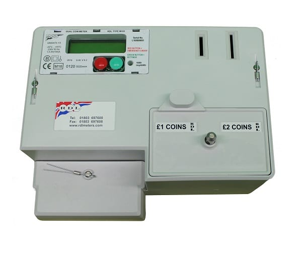 MT-101 Token Coin Operated Meter/Timer